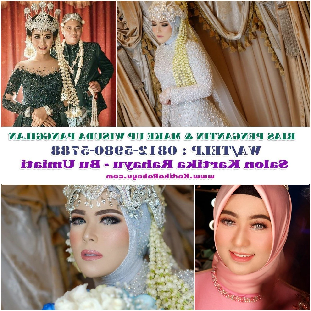 Model Harga Sewa Baju Pengantin Muslimah Etdg Rias Pengantin Kota Malang Jawa Timur