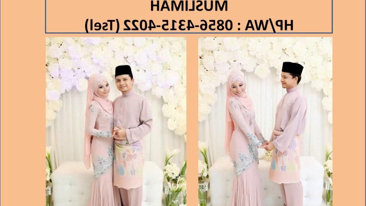 Model Harga Sewa Baju Pengantin Muslimah Rldj 0856 4315 4022 Tsel Sewa Gaun Pengantin Muslim
