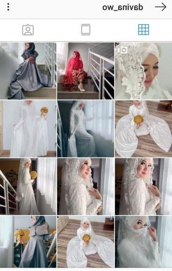 Model Harga Sewa Baju Pengantin Muslimah Whdr Sang Cumlaude Usu Pengusaha Wedding organizer Yang Mendadak