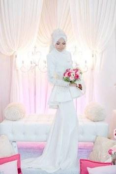 Model Inspirasi Baju Pengantin Muslimah 87dx 14 Best Malaysia Story Images In 2014
