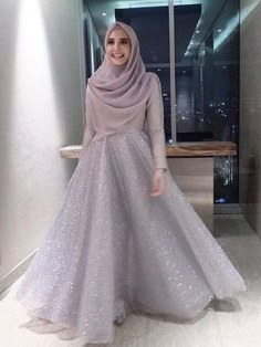 Model Inspirasi Baju Pengantin Muslimah Drdp 28 Best Wedding islamic Images In 2019