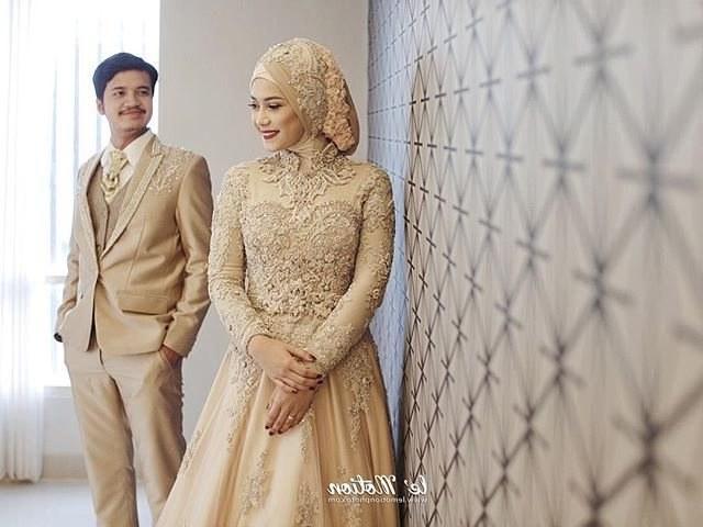 Model Inspirasi Baju Pengantin Muslimah Tldn Jilbab Ceruti Search Results for Model Baju Pengantin