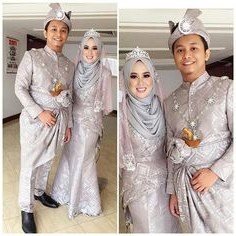 Model Inspirasi Baju Pengantin Muslimah Y7du 224 Best songket Fashion Images In 2019