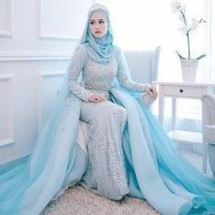 Model Koleksi Baju Pengantin Muslimah 87dx 48 Best Baju Nikah Images