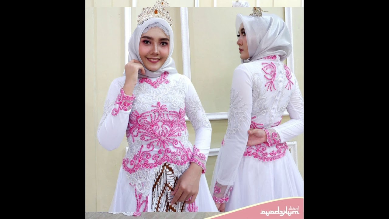 Model Sewa Baju Pengantin Muslimah Modern 8ydm Grosir Kebaya Line Terbaru Di Sukabumi Kebaya Pengantin