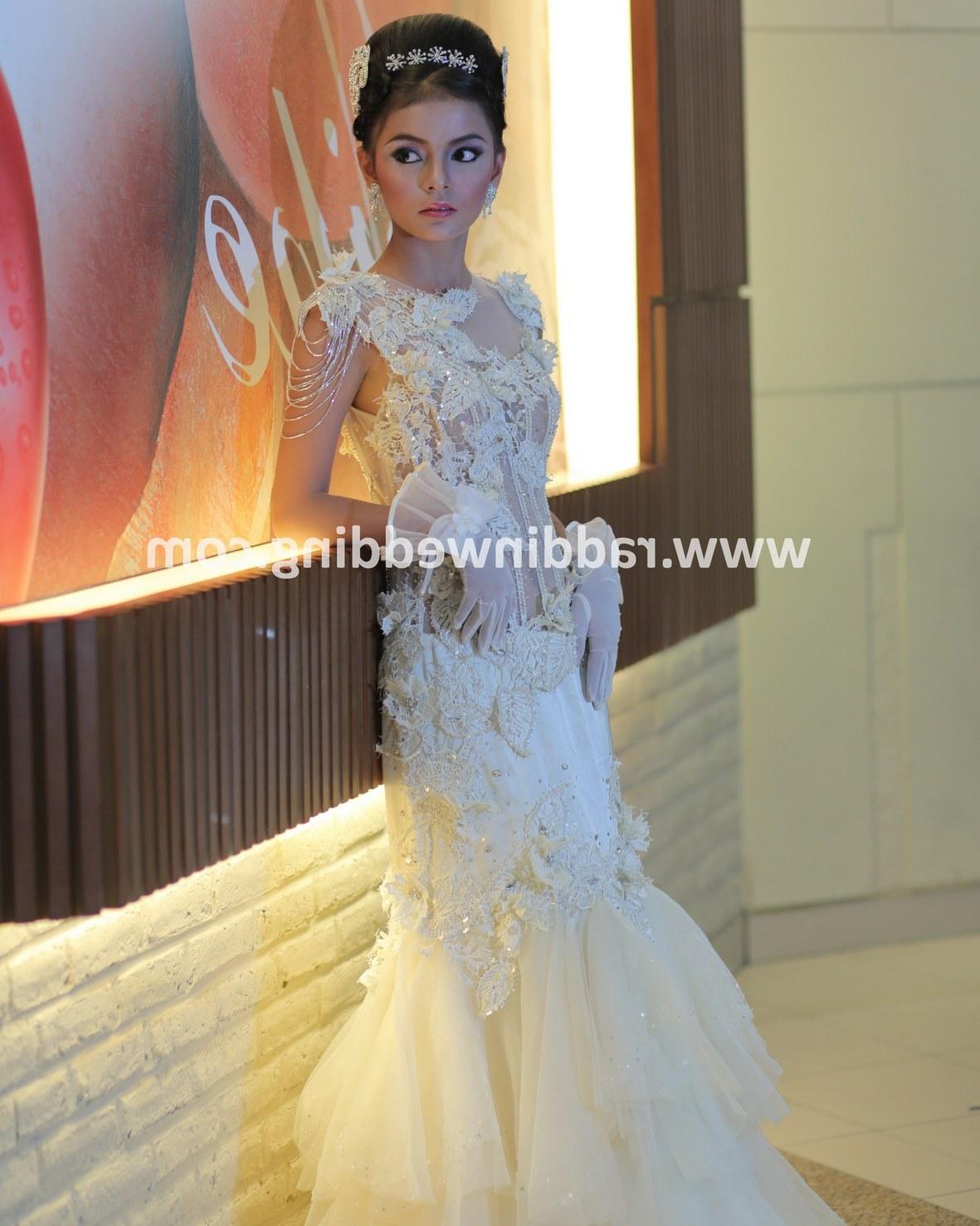 Model Sewa Baju Pengantin Muslimah Modern D0dg Baju Pengantin Modern Murah Di Surabaya Raddin Wedding