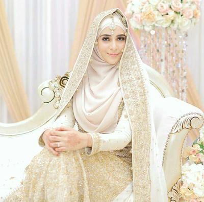 Model Sewa Baju Pengantin Muslimah Modern Qwdq Anggun Dan Bersahaja Intip 5 Inspirasi Pilihan Gaun