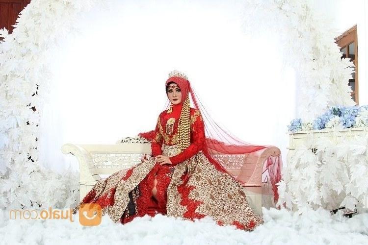 Model Sewa Baju Pengantin Muslimah Tangerang 3id6 Sewa Gaun Pengantin Muslimah Plus Paket Riasnya Di Surabaya