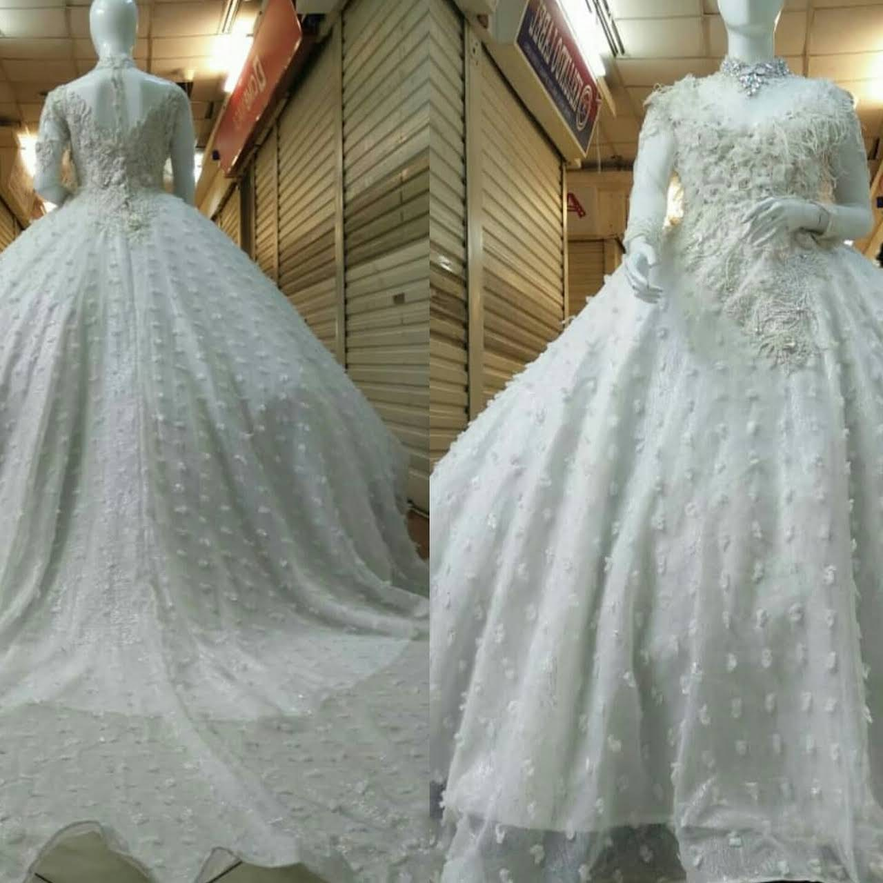 Model Sewa Baju Pengantin Muslimah Tangerang Thdr Gaun Kebaya Pengantin Muslimah Hijab Syari Layanan Belanja