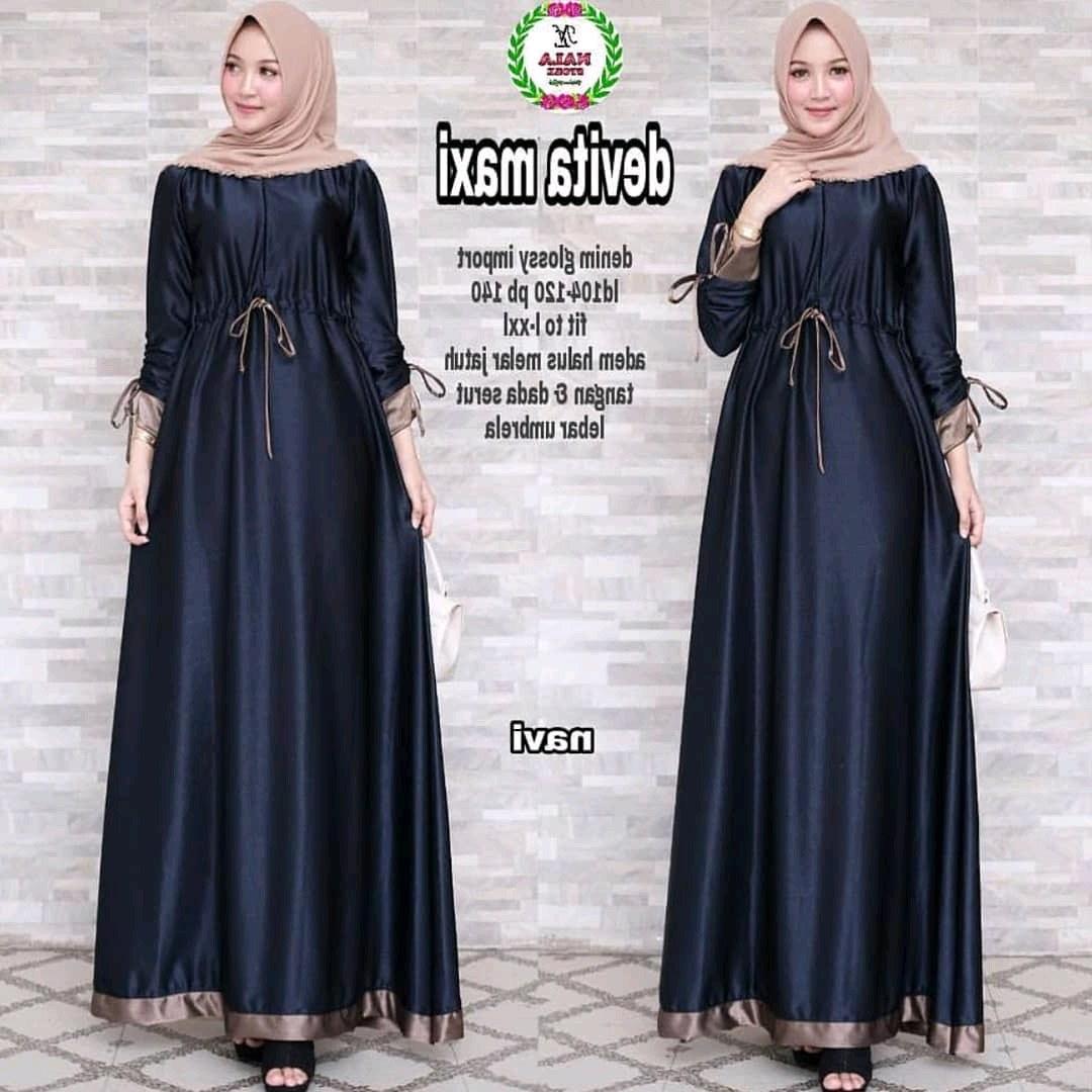 Model Sewa Baju Pengantin Muslimah Tangerang Whdr Jual Baju Muslim Wanita Beleza Di Lapak Alifia Store