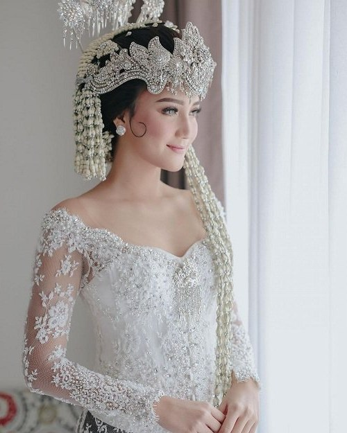 Model Sewa Gaun Pengantin Muslimah Modern T8dj Rekomendasi Model Kebaya Pengantin Modern Tahun 2019