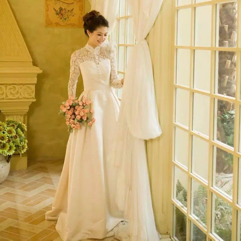 Model Sewa Gaun Pengantin Muslimah Yogyakarta Ipdd Gaun Jogja Pr09 Untuk Prewedding Photo Video Gaun Jogja