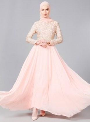 Bentuk Bridesmaid Dress Hijab Bqdd Dress Hijab Style Hair