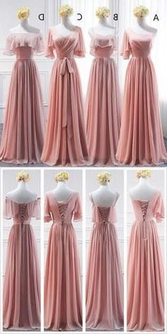 Bentuk Bridesmaid Hijab Pink Xtd6 My Pin All In