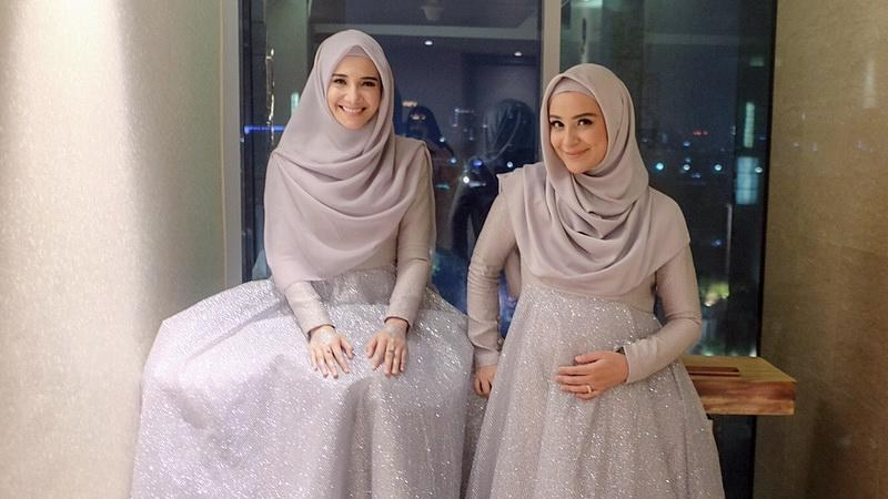 Bentuk Gamis Batik Seragam Pernikahan Rldj Tampil Cantik Saat Lebaran Dengan Model Baju Gamis Terbaru