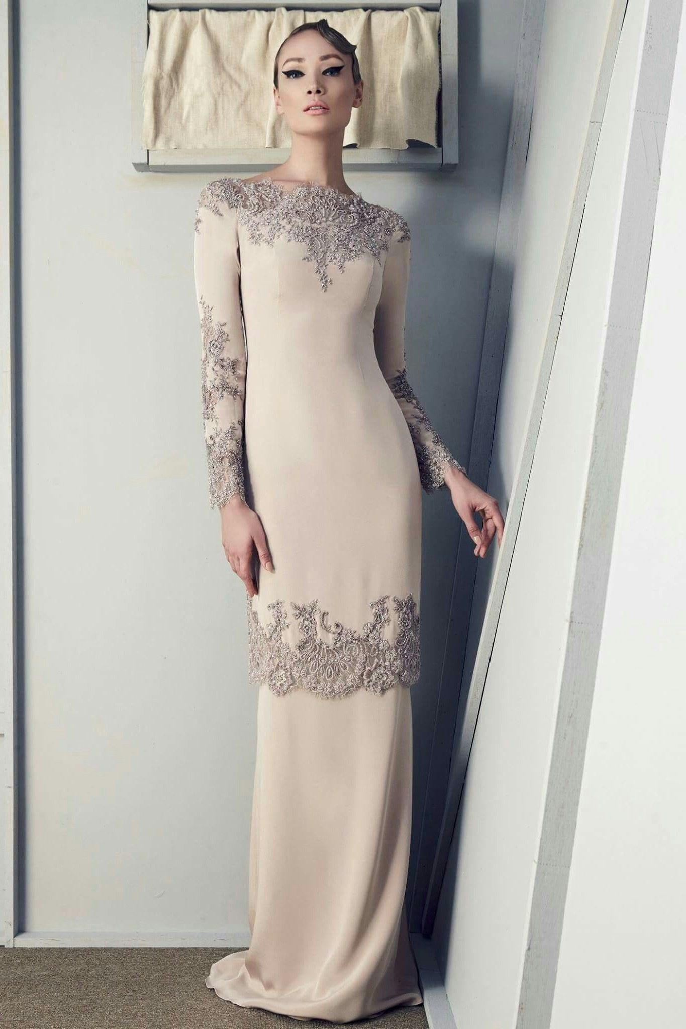 Bentuk Gamis Pernikahan Modern Q0d4 Unique Style Hijab Gamis Putih