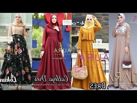 Bentuk Gamis Pernikahan Muslimah Ftd8 Videos Matching Gamis Brokat Model Masakini Dan Paling Hits