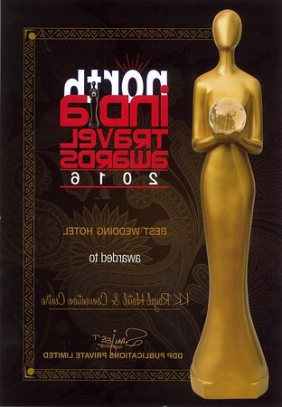 Bentuk Gamis Pernikahan Txdf Best Wedding Hotel Award north India Travel Awards 2016