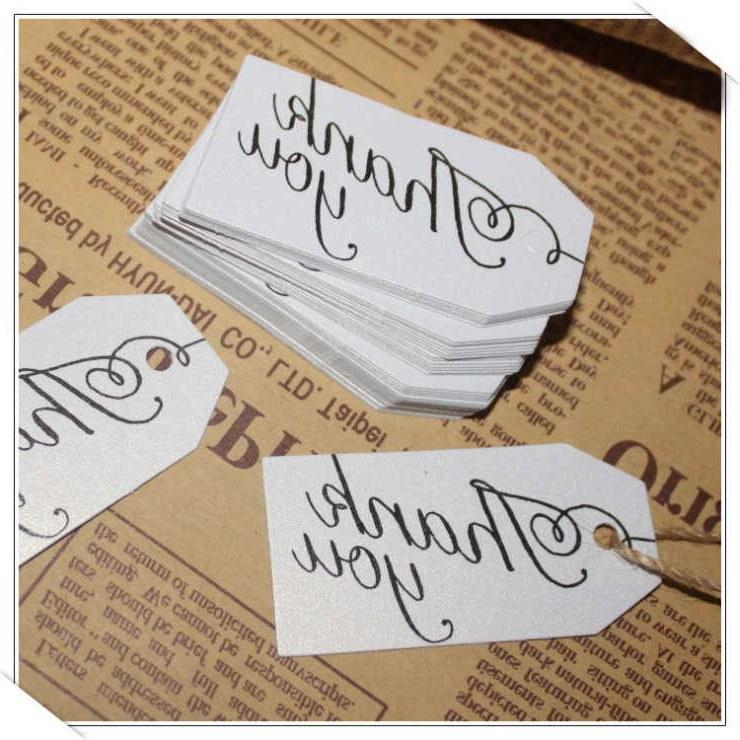 Bentuk Gamis Pernikahan Y7du Us $2 98 100pcs Lot Pearl White Wedding Invitations Card Handmade Favor Gift Tags Thank You Craft Card Hang Tag Kraft Gift Party Supplies In Cards &