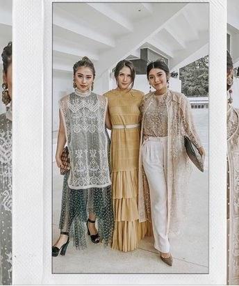 Bentuk Gamis Untuk Seragam Pernikahan 3id6 List Of Kebaya Celana Hijab Image Results