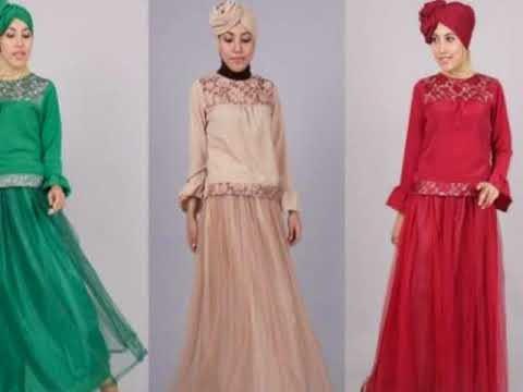 Bentuk Gamis Untuk Seragam Pernikahan Drdp Videos Matching Model Baju Kurung Yang Lagi Ngetren Di