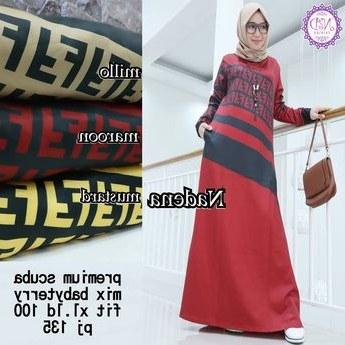 Bentuk Gamis Untuk Seragam Pernikahan Ffdn List Of Kebaya Celana Hijab Image Results