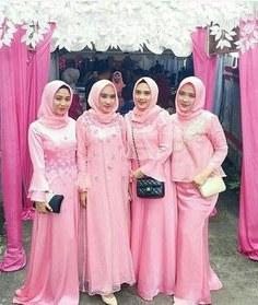 Bentuk Gamis Untuk Seragam Pernikahan Q5df 45 Best Bridesmaid Style Images