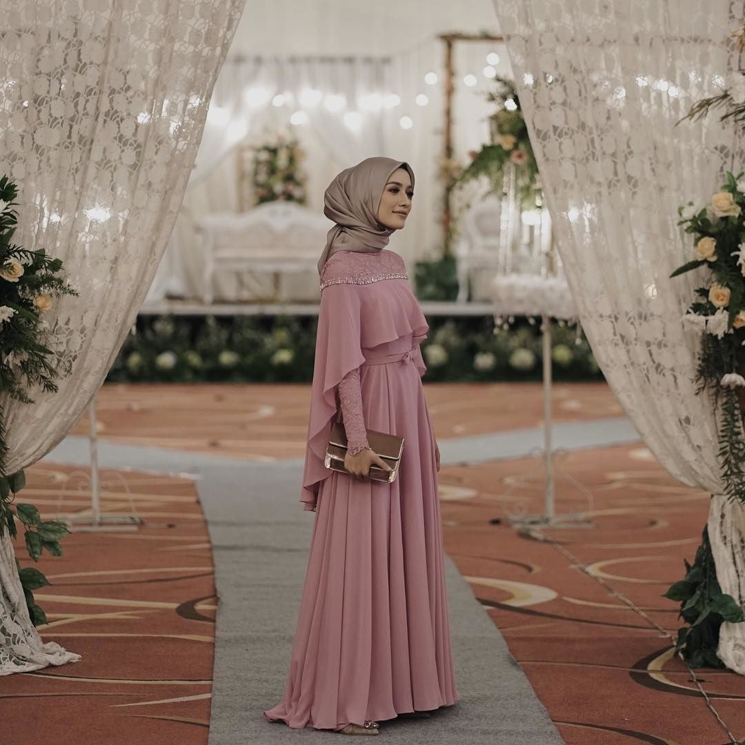 Bentuk Inspirasi Bridesmaid Hijab S5d8 Bridesmaid Hijab Dress – Fashion Dresses