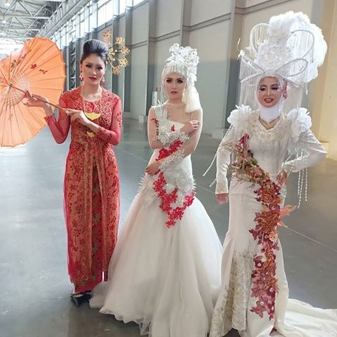 Bentuk Kebaya Bridesmaid Hijab Drdp Culturalcostume Instagram and Video On Instagram