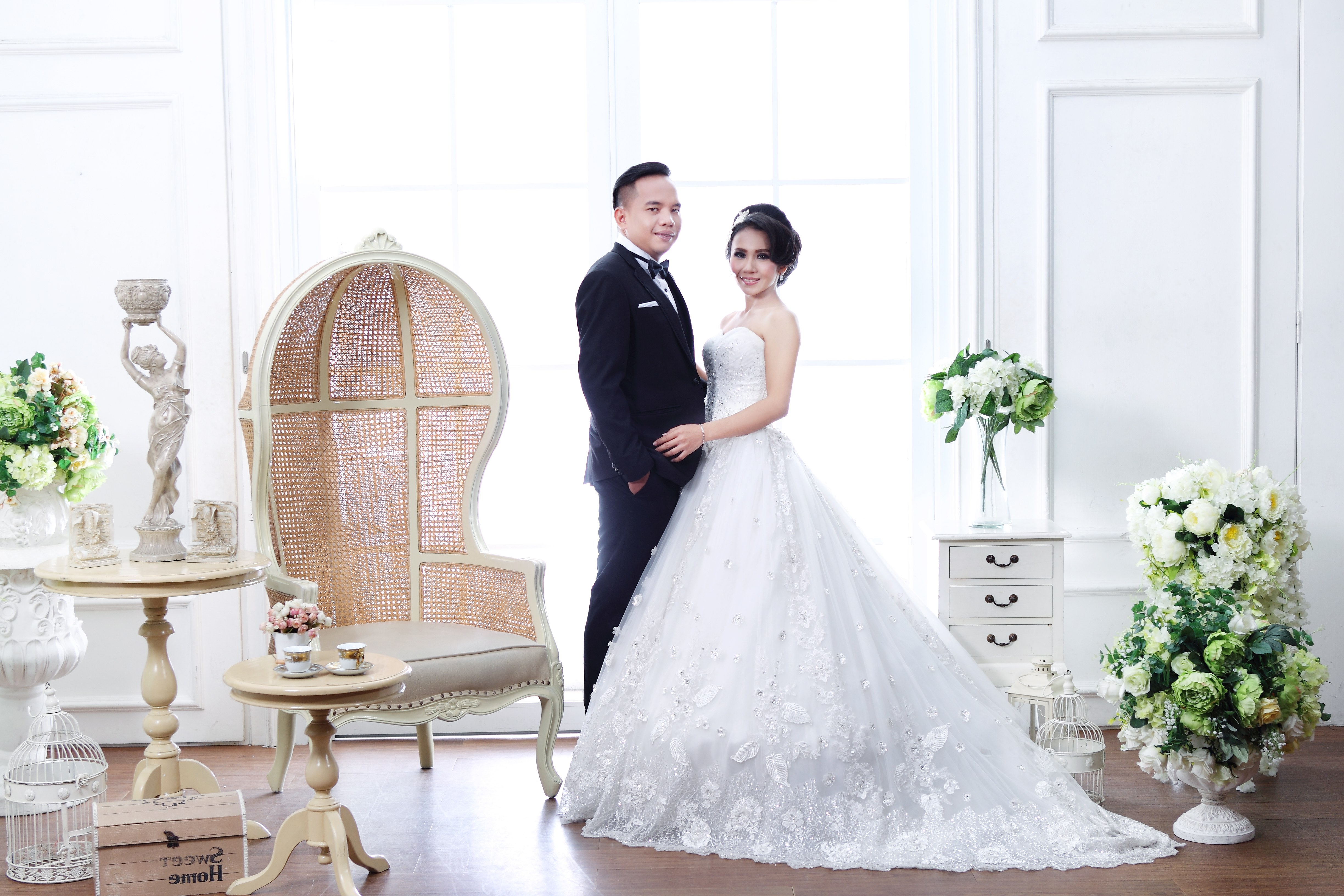 Bentuk Kebaya Bridesmaid Hijab Jxdu Prewedding Of Yudi & Vivi by Michelle Bridal