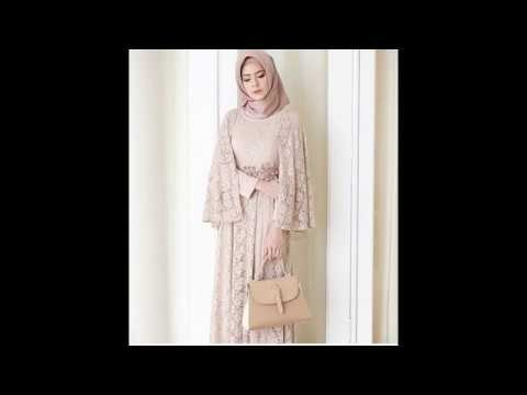 Bentuk Kebaya Bridesmaid Hijab Modern Y7du Videos Matching Inspirasi Model Kebaya Modern Untuk