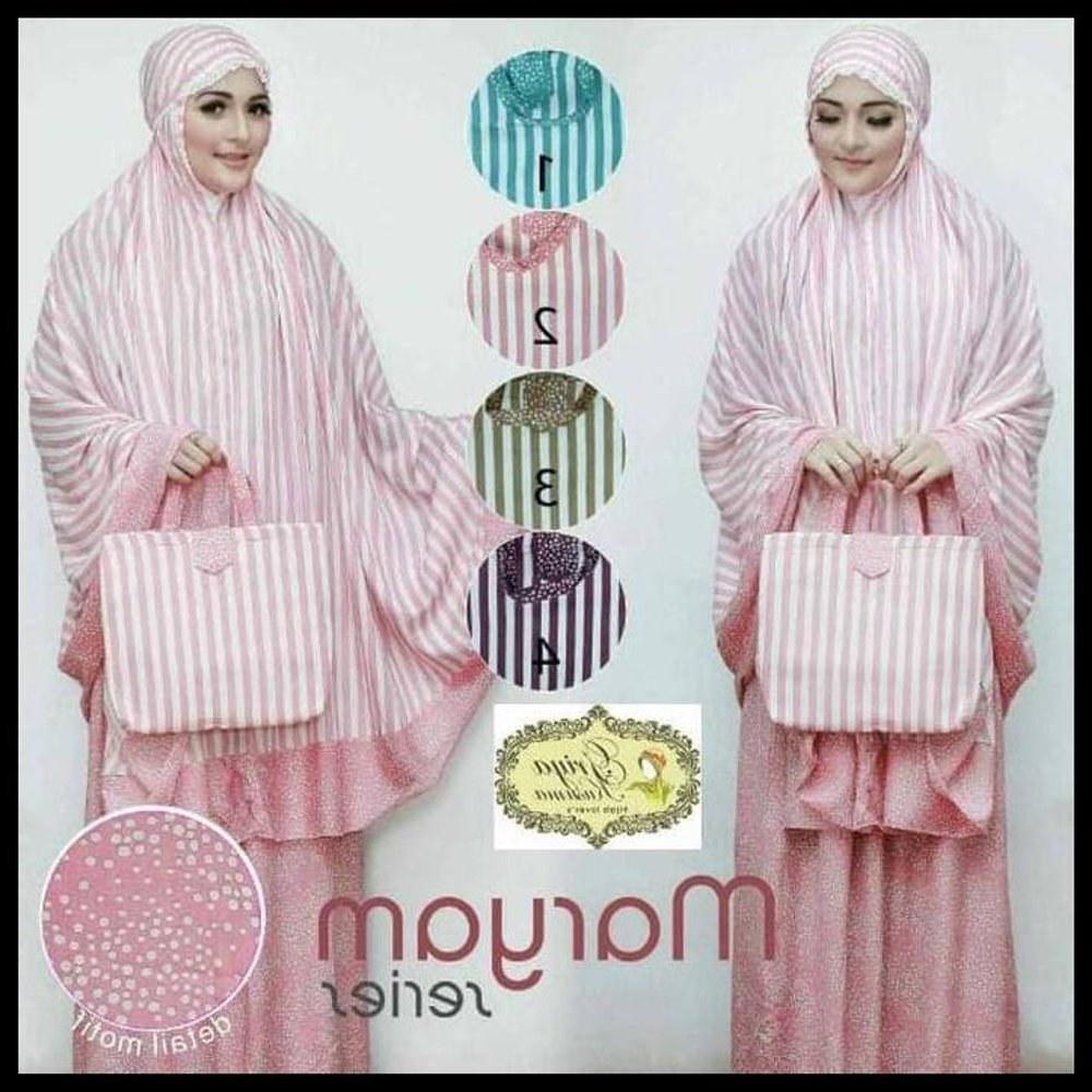 Bentuk Model Baju Bridesmaid Hijab Brokat Tldn Diving Pakaian