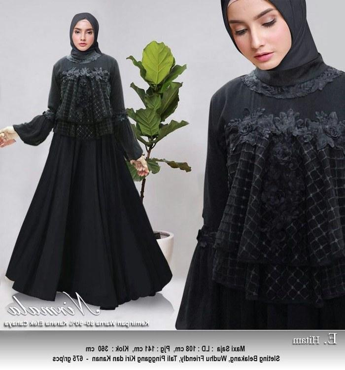 Bentuk Model Baju Gamis Untuk Pesta Pernikahan 87dx Jual Baju Gamis Ke Pesta
