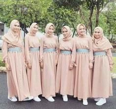 Bentuk Model Bridesmaid Hijab 9fdy 143 Best Hijabi Bridesmaids Images In 2019