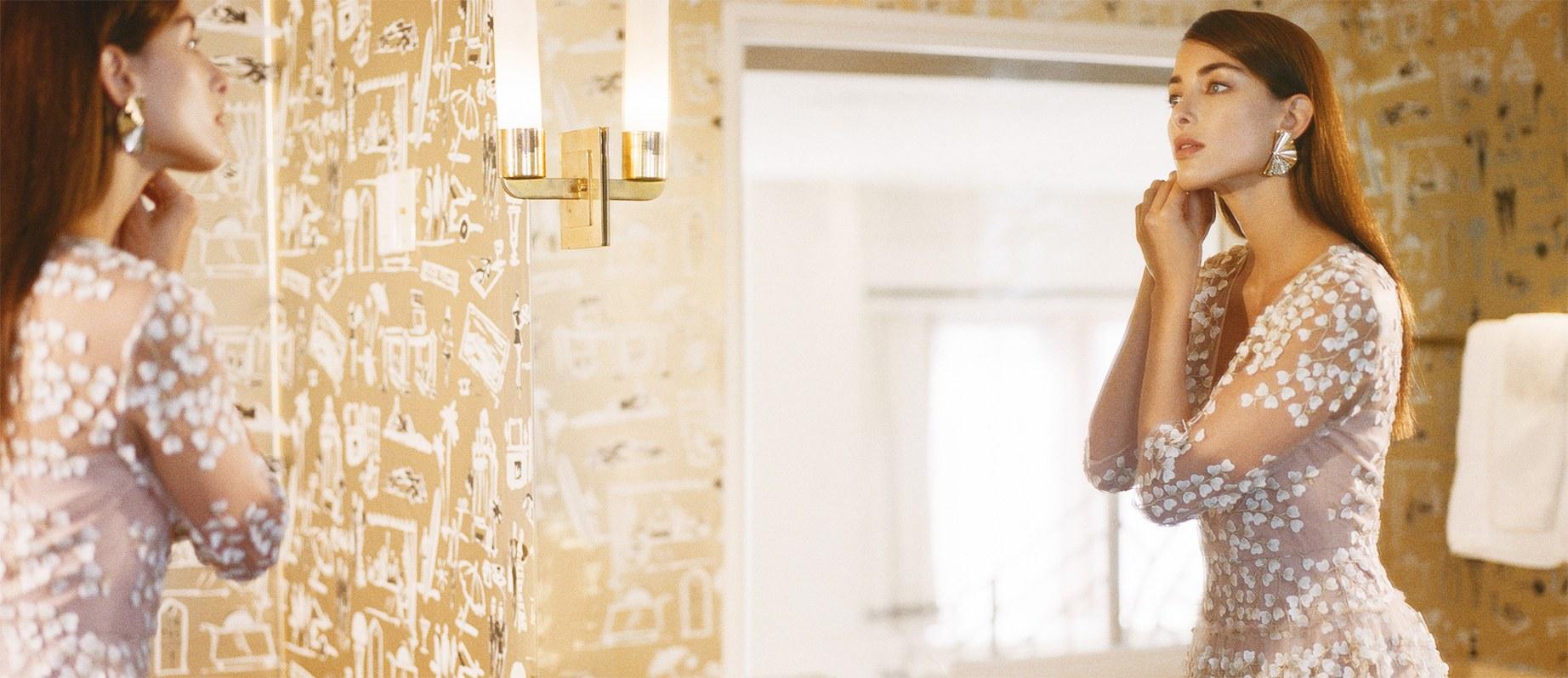 Bentuk Model Gamis Pernikahan 3id6 Women S Dresses Gowns and Designer Clothing Shop Line