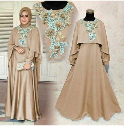Bentuk Model Gamis Untuk Resepsi Pernikahan Dwdk 30 Model Baju Gamis Untuk Resepsi Pernikahan Model Baju