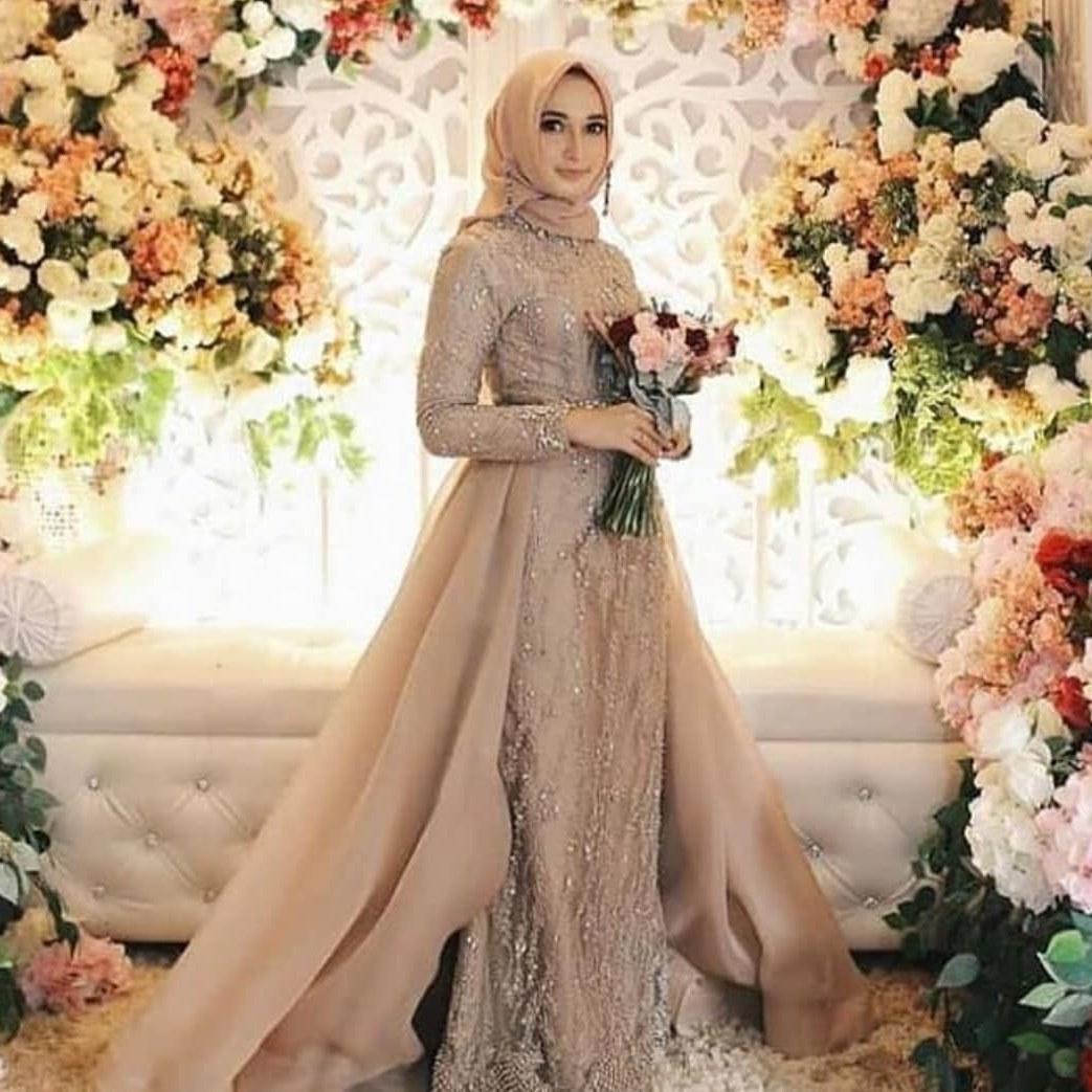 Bentuk Model Gamis Untuk Resepsi Pernikahan E9dx 54 Model Kebaya Modern 2020 Inspirasi Wanita Terbaru