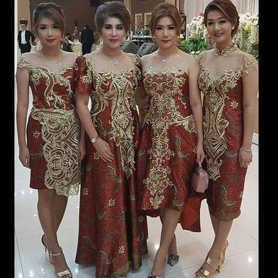 Bentuk Model Gamis Untuk Resepsi Pernikahan Irdz Cari Outfit Untuk Datang Ke Pesta Pernikahan Pakai Aja