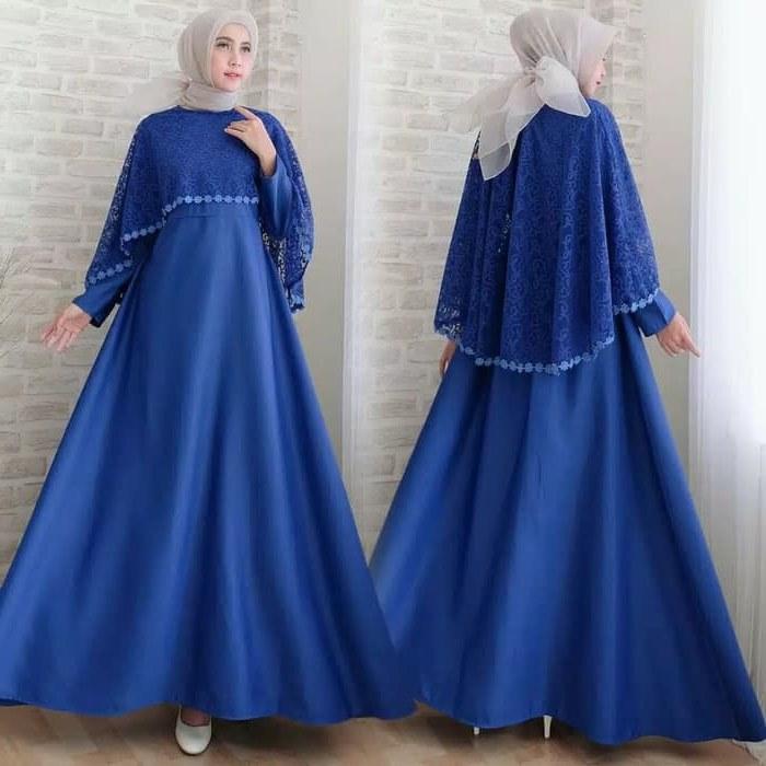 Bentuk Model Gamis Untuk Resepsi Pernikahan S5d8 Jual Produk Baju Gamis Pesta Pernikahan Murah Dan Terlengkap