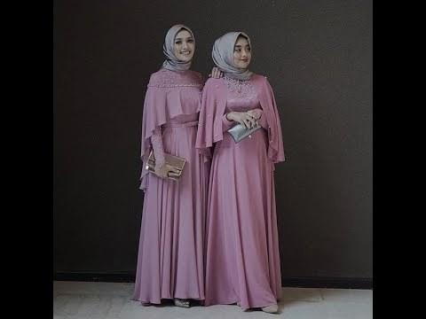 Bentuk Model Gamis Untuk Resepsi Pernikahan Xtd6 Videos Matching 15 Model Baju Muslim Kebaya Modern Kombinasi