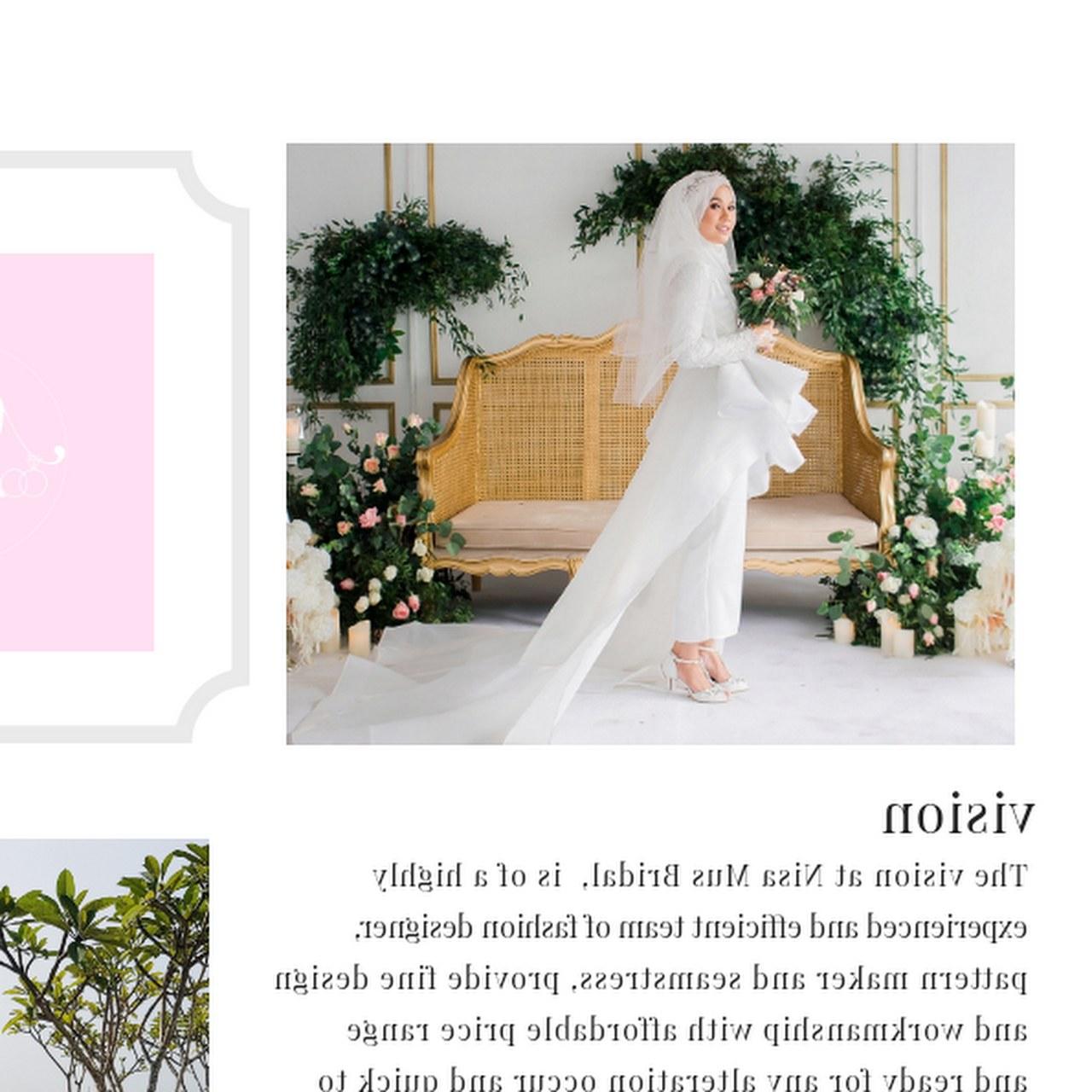 Bentuk Seragam Bridesmaid Hijab 9ddf Eunoiabynisa Art Studio In Seksyen 14