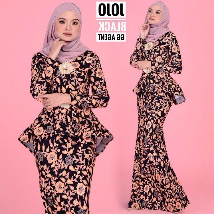 Design Model Gamis Seragam Pernikahan Qwdq ▷ the Almari14 Baju Nikah Tunang Bridesmaids Baju Raya