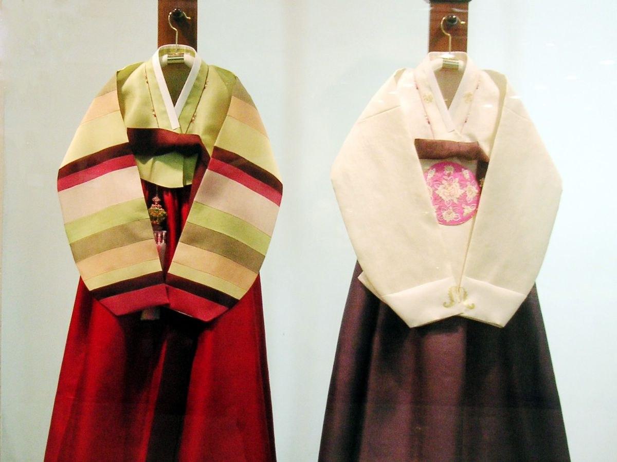 Design Model Gamis Untuk Pernikahan 9ddf Hanbok Bahasa Indonesia Ensiklopedia Bebas