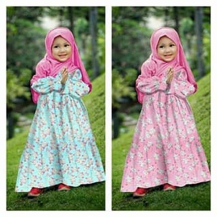 Design Seragam Gamis Pernikahan D0dg Jual [citra 88 Busana] Baju Muslim Gamis Syari Anak Kitty Zulfa Od Dki Jakarta Citra 88 Busana