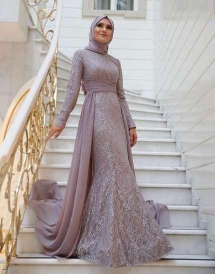 Design Seragam Gamis Pernikahan Thdr New Dress Hijab Tile Ideas Dress In 2019
