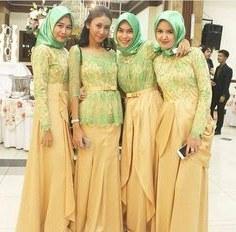 Design Seragam Gamis Untuk Pernikahan Mndw 161 Best Dress Images In 2019