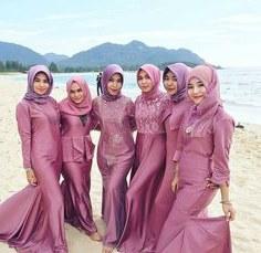 Design Seragam Gamis Untuk Pernikahan Whdr 45 Best Bridesmaid Style Images