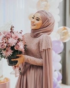 Ide Bridesmaid Hijab Styles S5d8 213 Best Wedding Hijab Styles Images In 2019