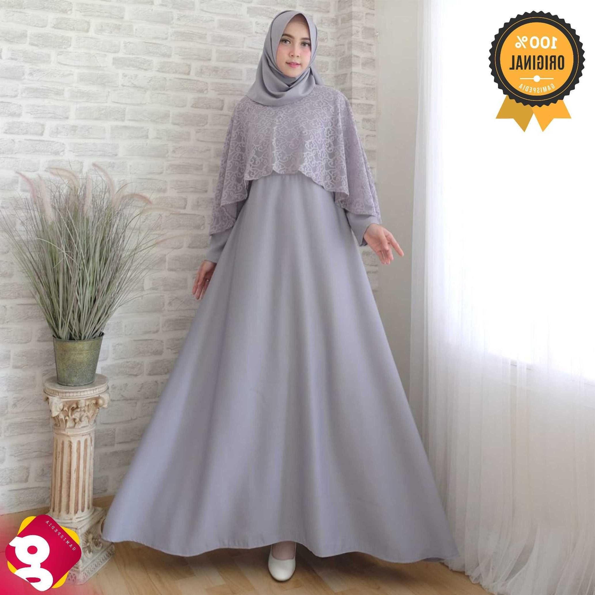 Ide Gamis Brokat Pernikahan 3ldq Batik Lebaran Keluarga Model Baju Pesta Pernikahan Modern