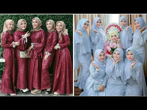 Ide Gamis Brokat Pernikahan 9ddf Videos Matching Inspirasi Kekinian Gaun Kebaya Pesta Mermaid